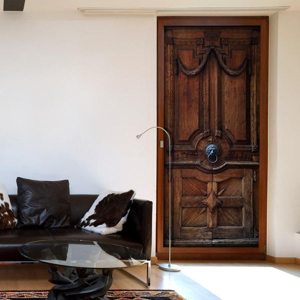 Carta da parati per porte - Luxury Door