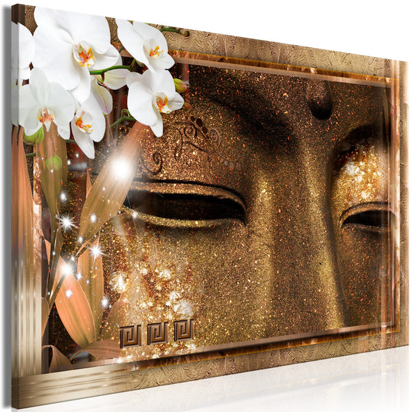Quadro - Buddha's Eyes (1 Part) Wide