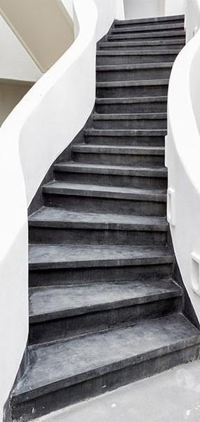 Carta da parati per porte - Photo wallpaper – Stairs I