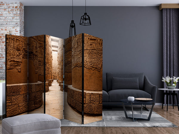 Paravento - The Temple of Karnak, Egypt II [Room Dividers]