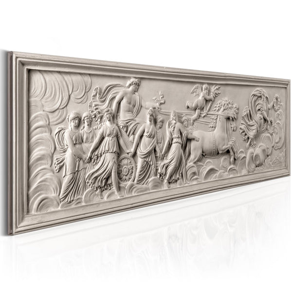 Quadro - Relief: Apollo and Muses