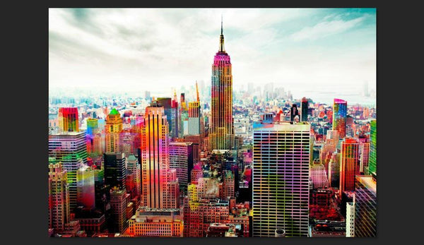 Carta da parati - Colors of New York City