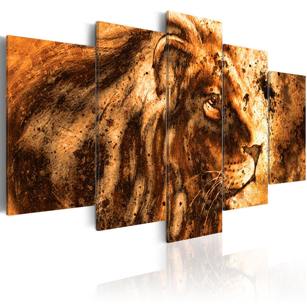 Quadro - Beautiful Lion