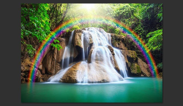 Carta da parati - Waterfall of Fulfilled Wishes