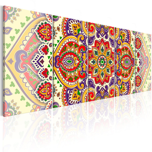 Quadro - Colourful Ornament