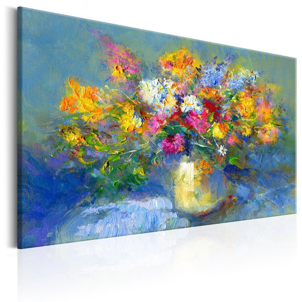 Quadro dipinto a mano - Autumn Bouquet
