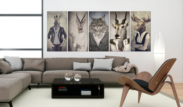 Quadro - Animal Masks I