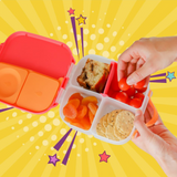 bbox Mini Lunch Box | Compact Lunch or Larger Snack Box