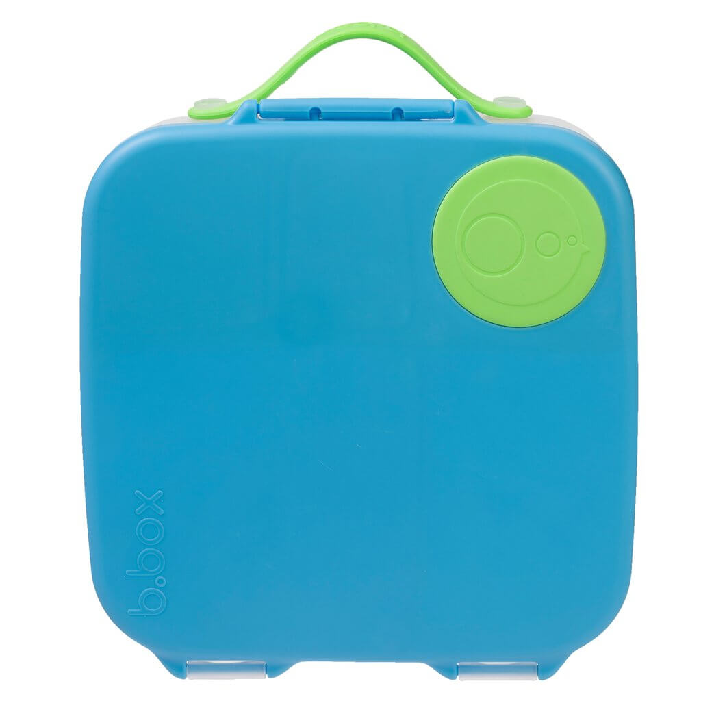 b box Lunch Box Ocean Breeze Front Closed