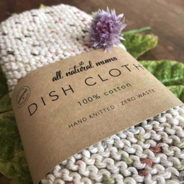 Dish Cloths - 100% cotton