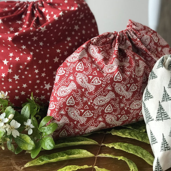 Christmas Gift bags | 3 pack *** LARGER SIZE ***