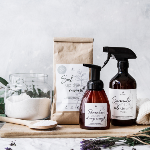 Cleanse Bundle | Cleaning starter pack
