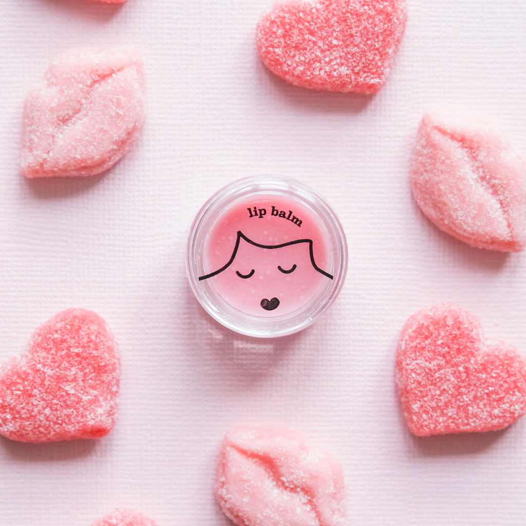 Sweetie Pie Pink Lip Balm