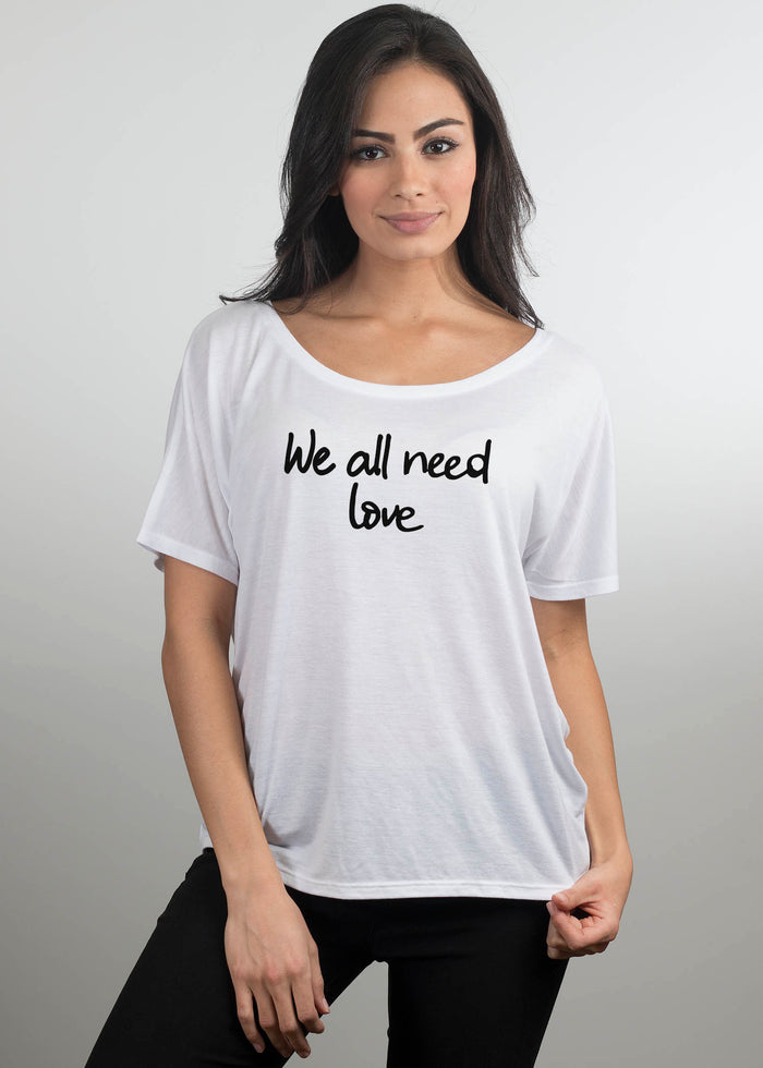 """We all need love"" - Le Motto"