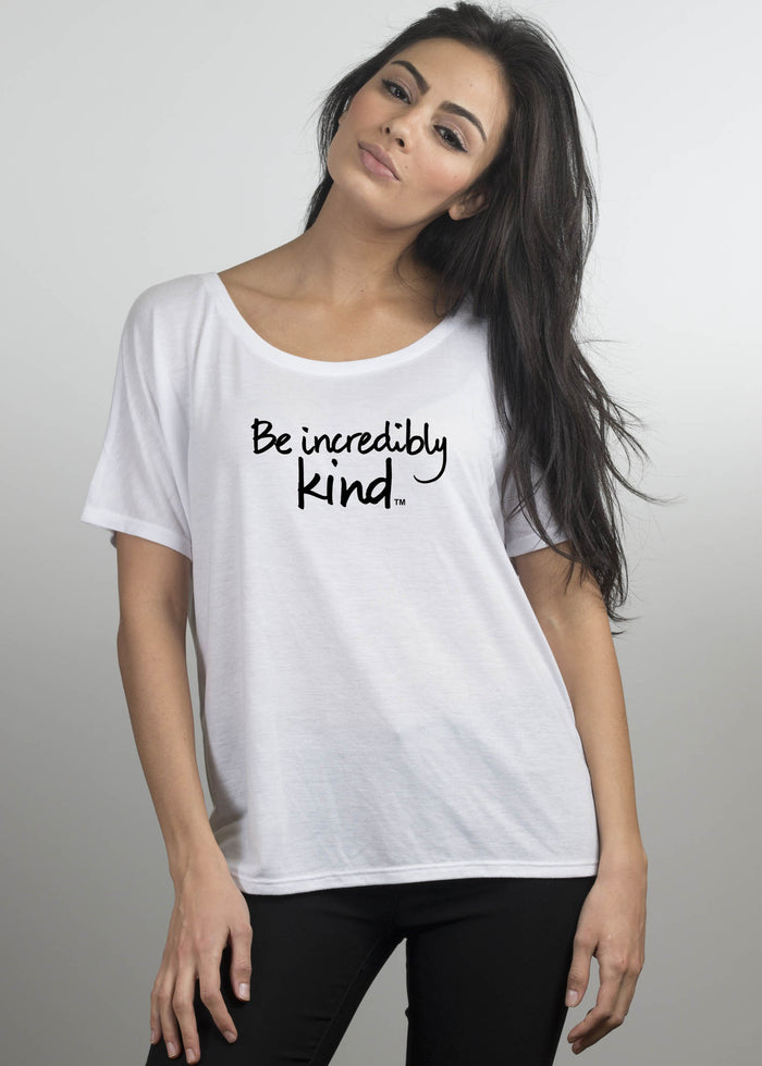"""Be incredibly kind"" - Le Motto"