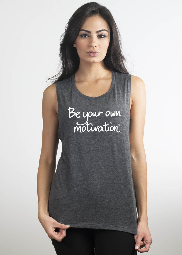 """Be your own motivation"" - Le Motto"