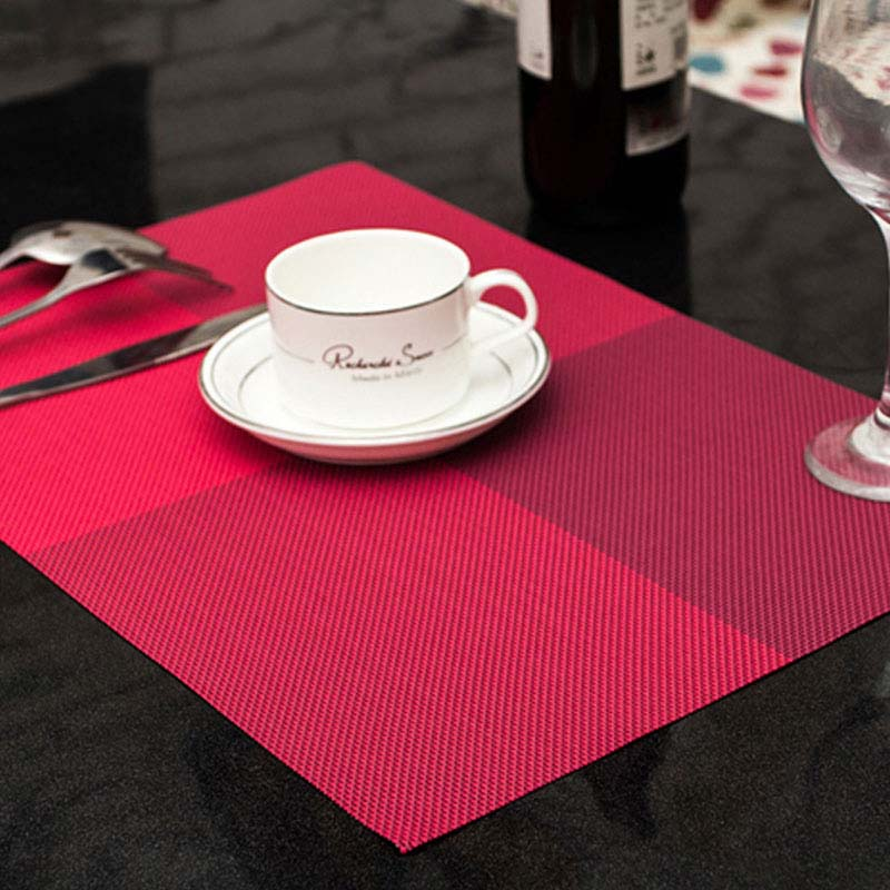 Dining Table Placemat | Europe Style Tea Cup Mat