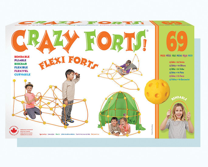 Crazy Forts: Flexi Forts - Crazy Forts