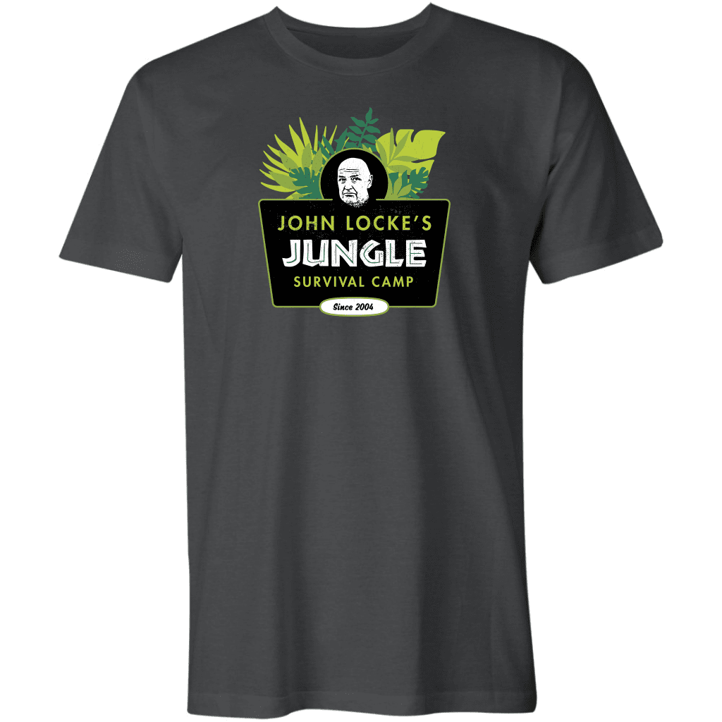 John Locke's Jungle Survival Camp