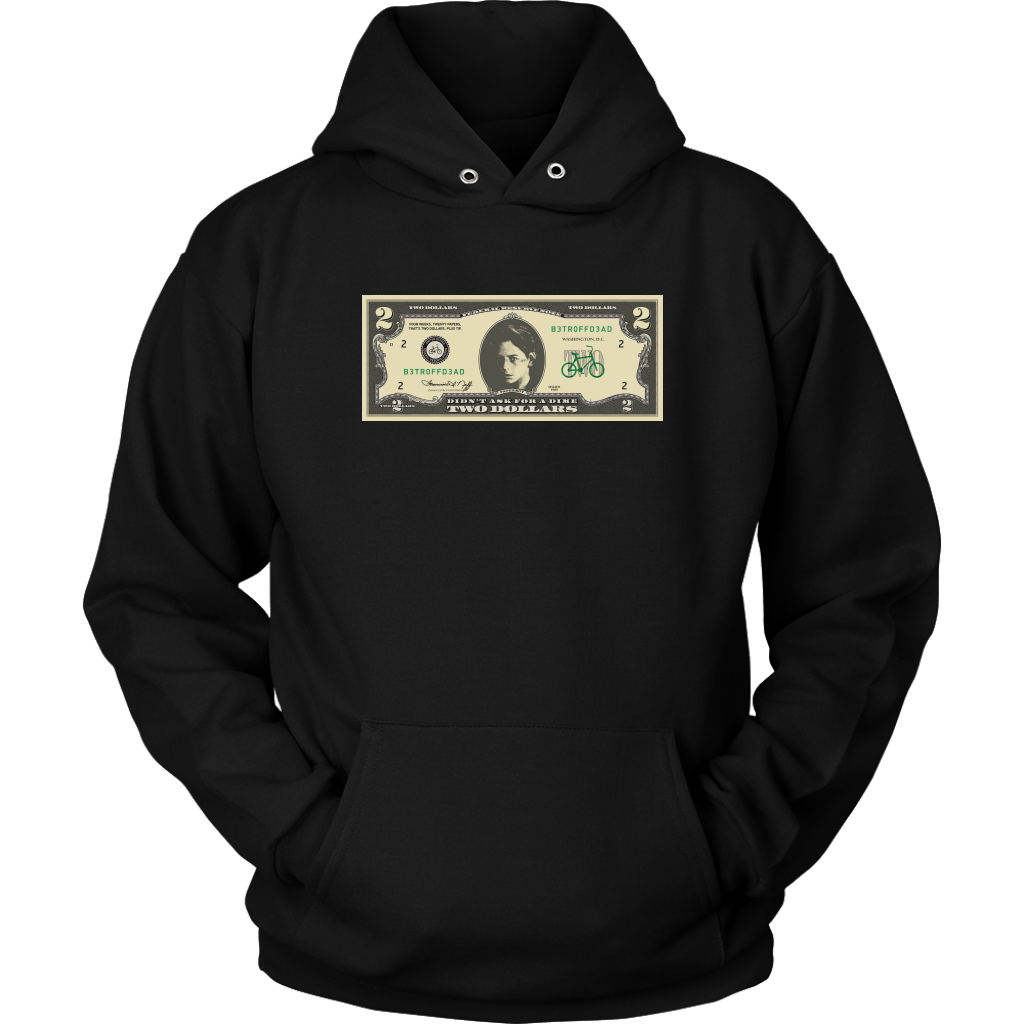 Johnny - Two Dollars - Hoodie