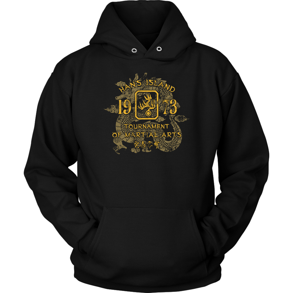 Hans Island Tournament Of Martial Arts Hoodie