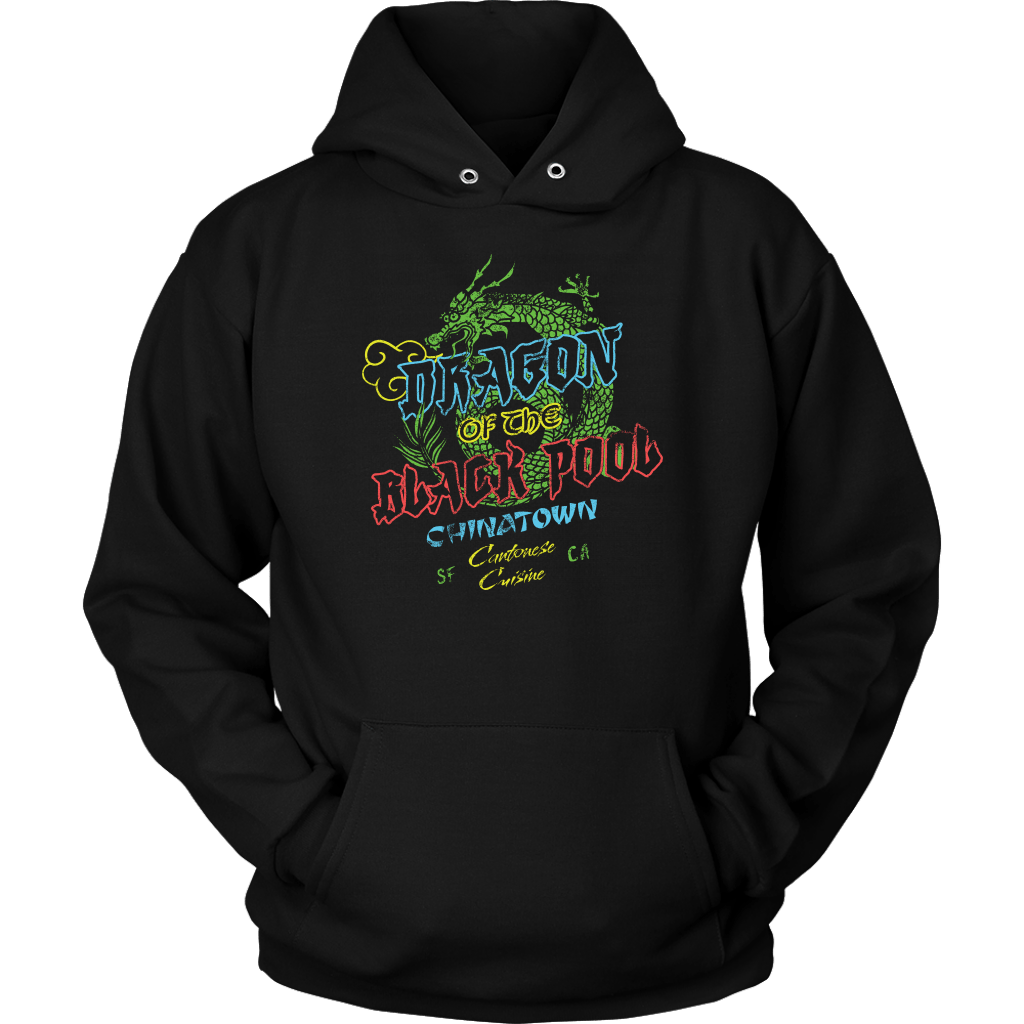 Dragon Of The Black Pool - Hoodie