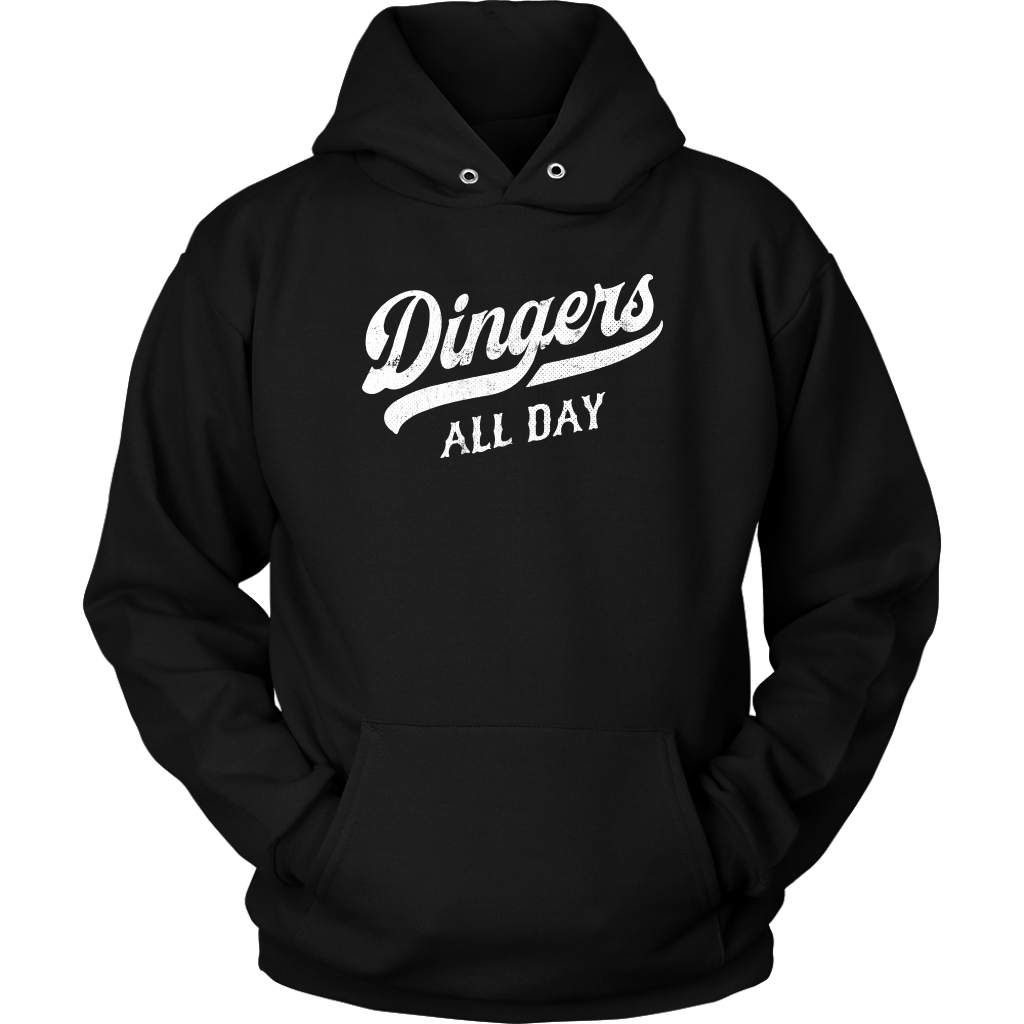 Dingers All Day Hoodie