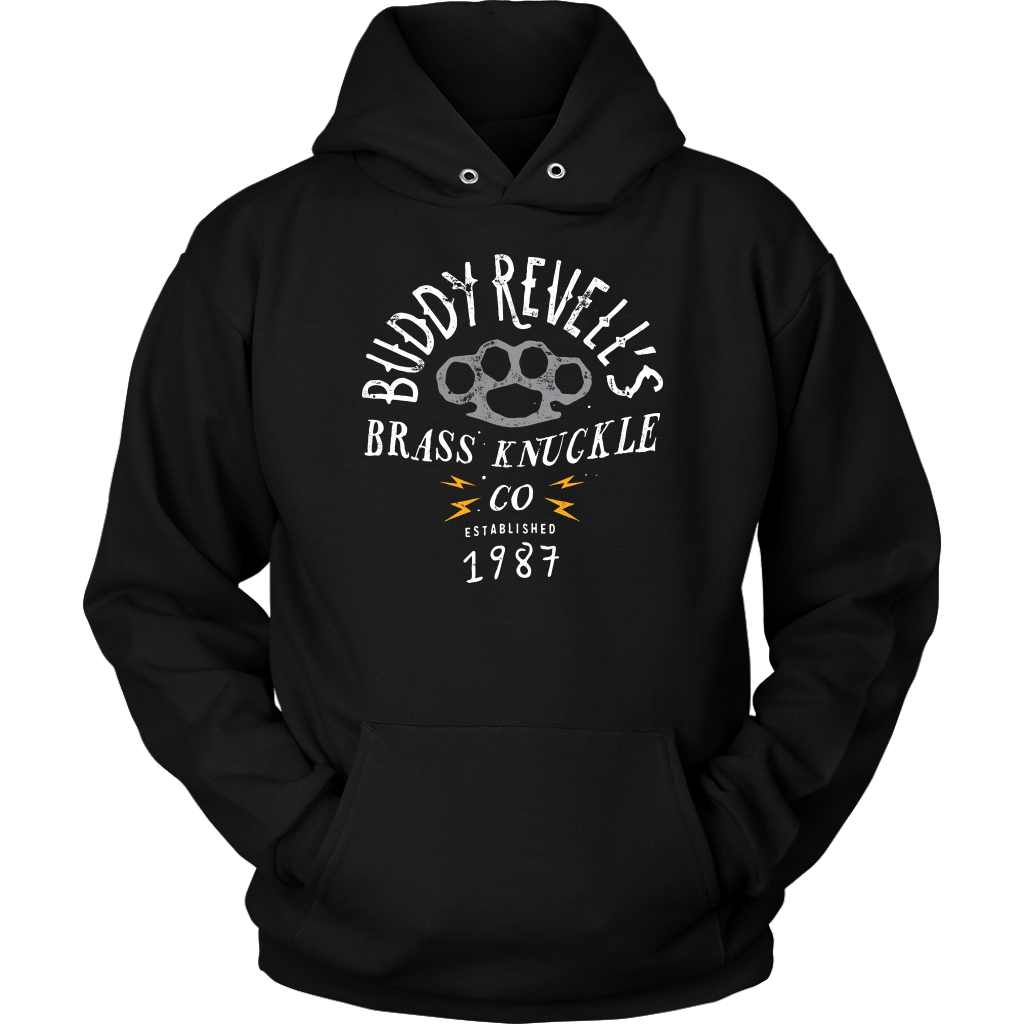 Buddy Revell's Brass Knuckle Co. - Hoodie