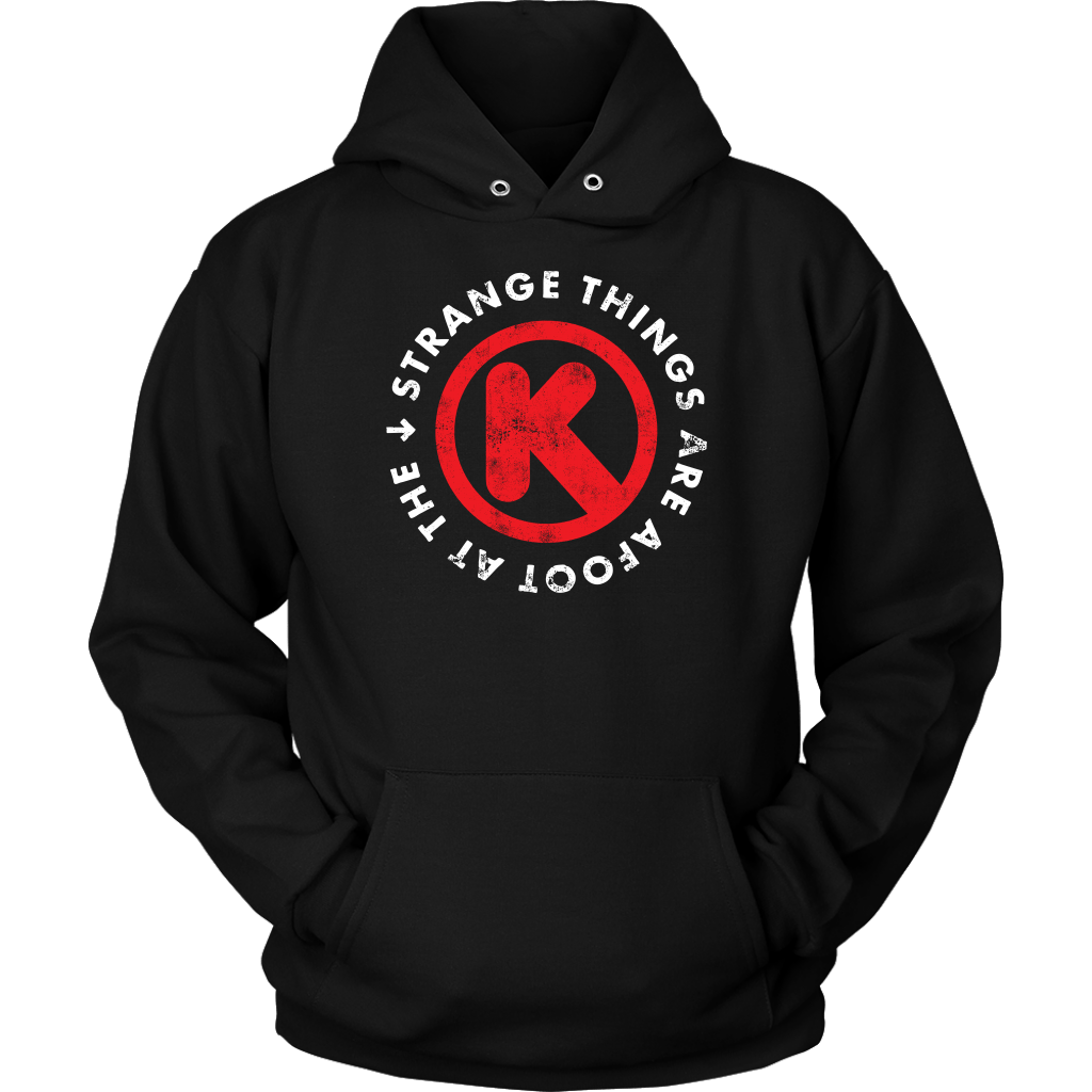 Strange Things are Afoot - Circle K Hoodie