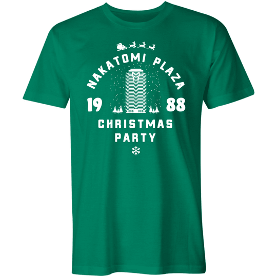 Nakatomi Plaza Christmas Party