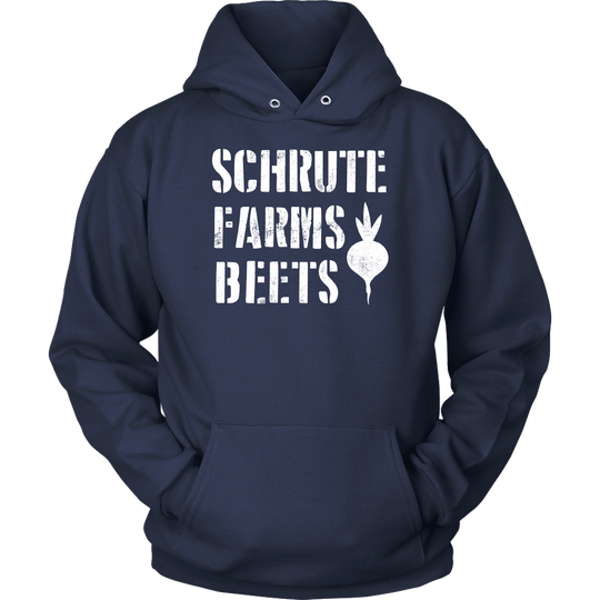 Schrute Farms Beets Hoodie