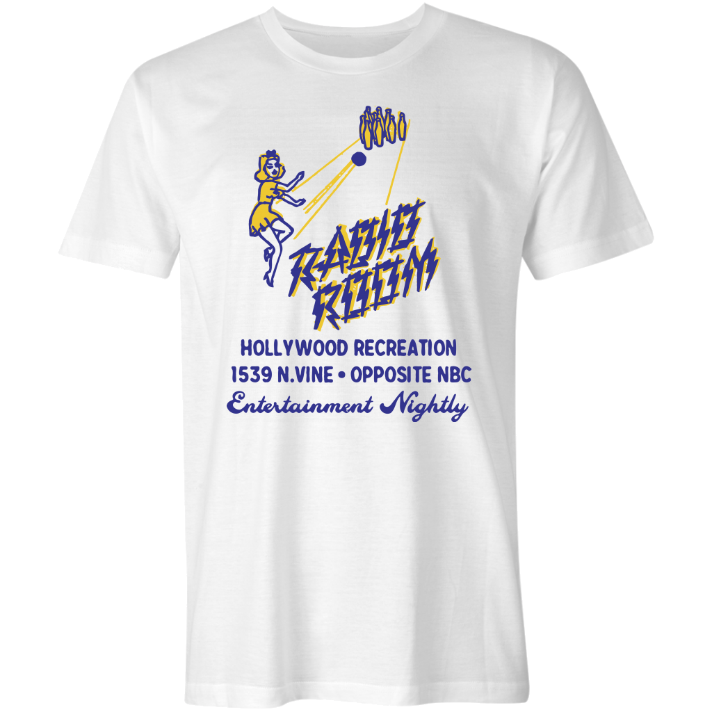 Hollywood Recreation Center - Hollywood, CA - Vintage Bowling Alley