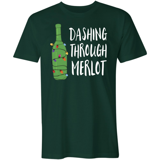 Dashing Through Merlot