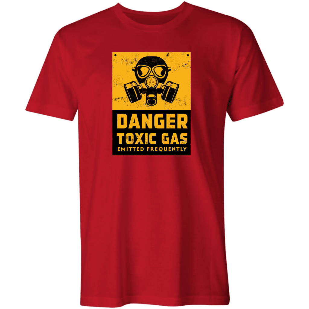 Danger - Toxic Gas Emitted Frequently