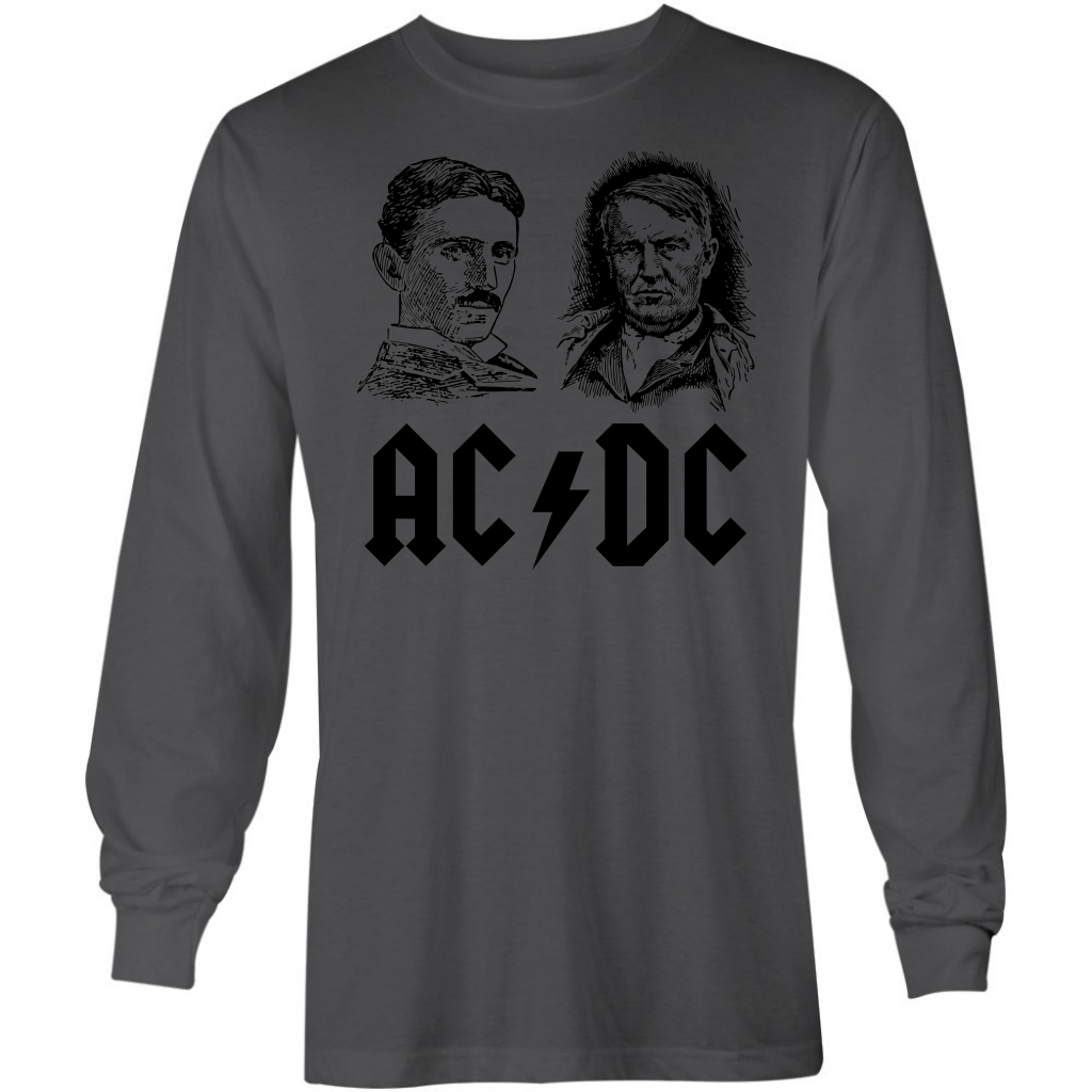 ACDC - Long Sleeve T-Shirt