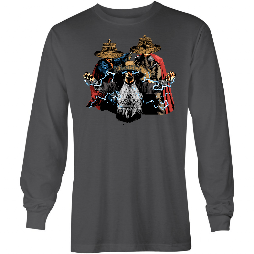 Three Storms - Long Sleeve T-Shirt