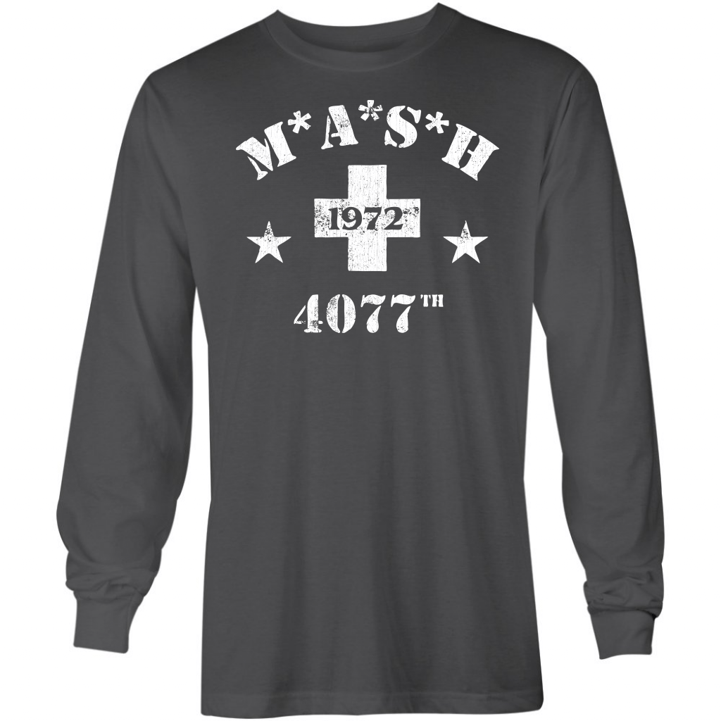 Mash 4077th - Long Sleeve T-Shirt