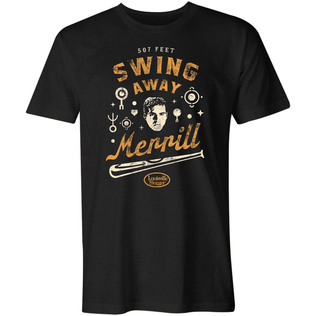 Swing Away Merrill - Signs