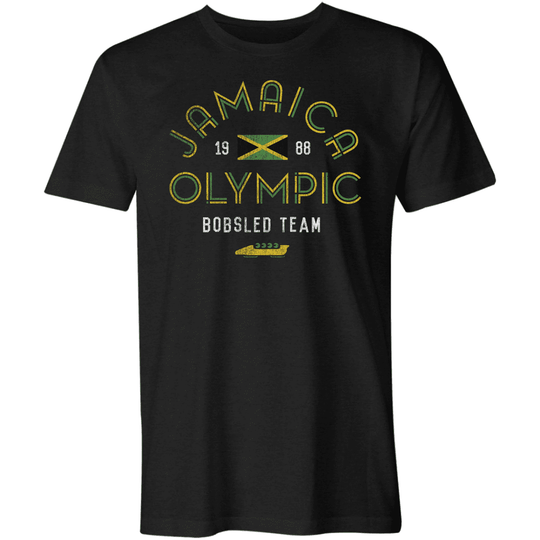 1988 Jamaica Olympic Bobsled Team