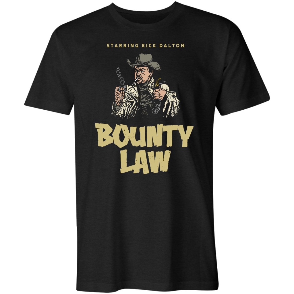 Rick Dalton - Bounty Law
