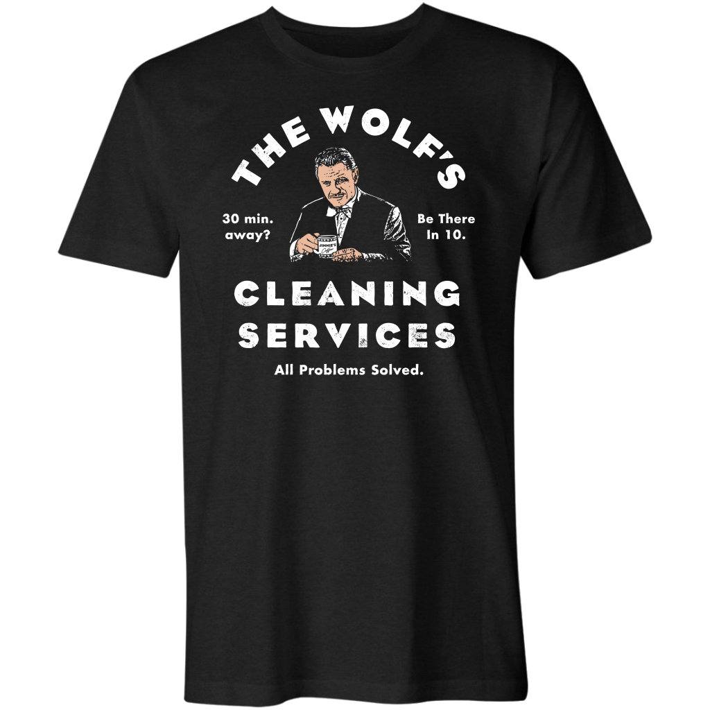 The Wolf's Cleaning Services