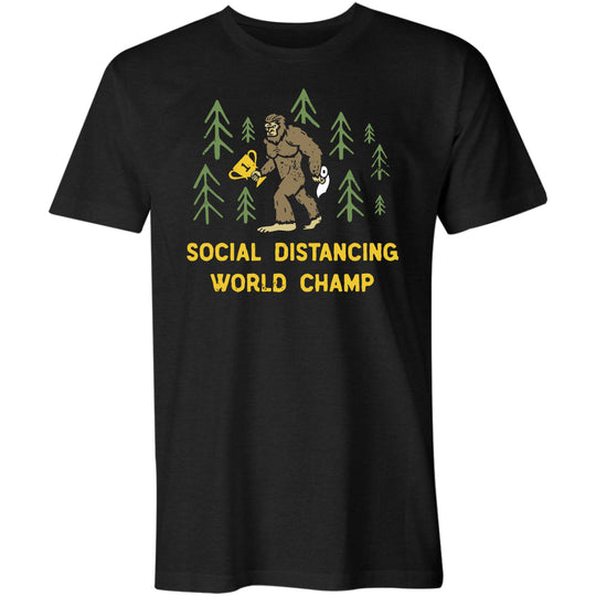 Bigfoot - Social Distancing World Champ