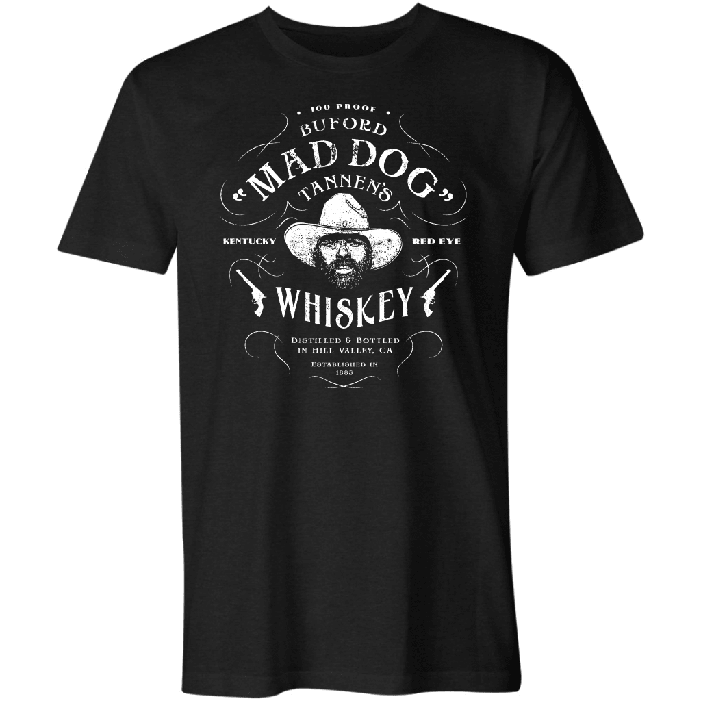 Buford Mad Dog Tannen's Whiskey