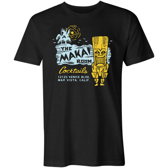 The Makai Room - Vintage Tiki Bar
