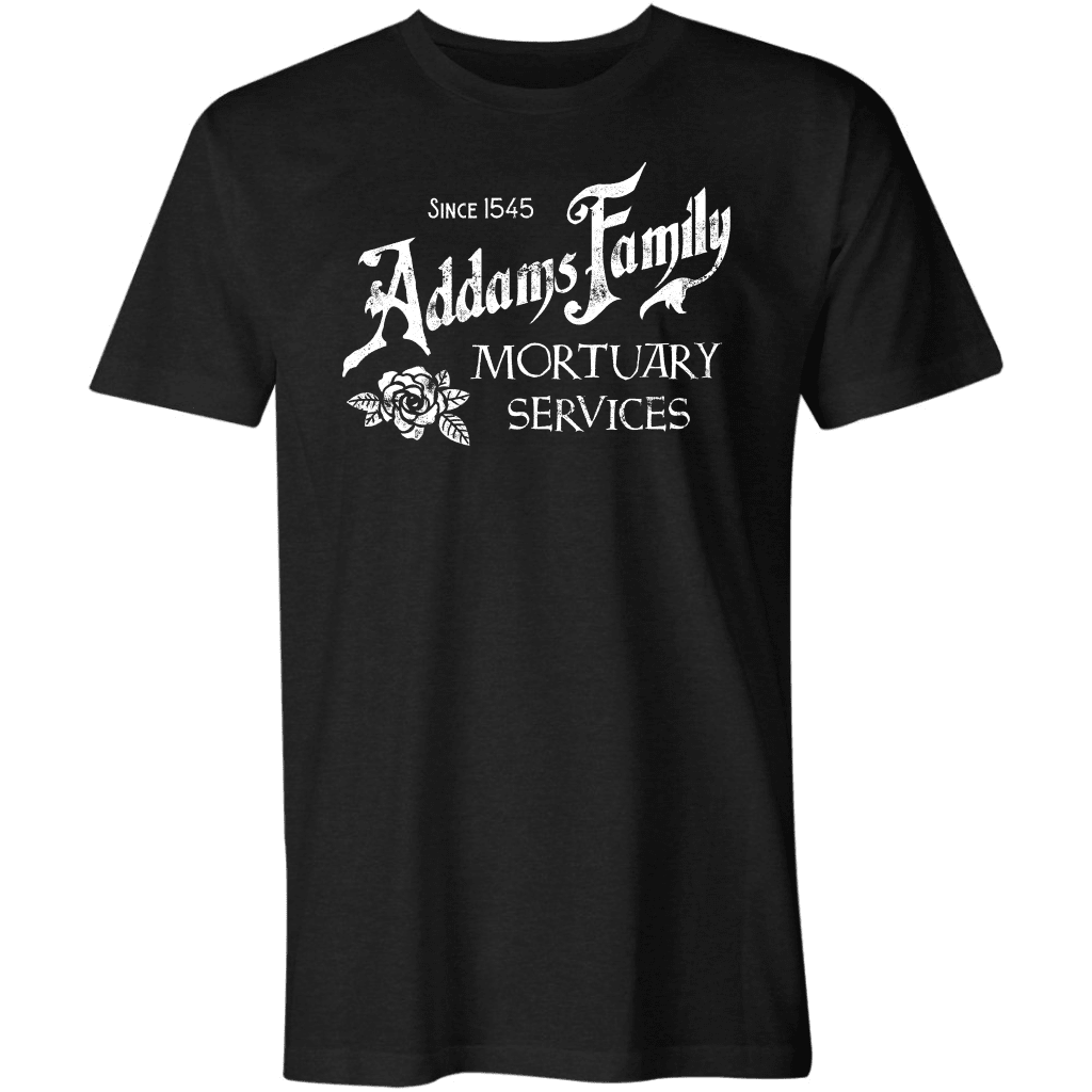 Addams Family Mortuary Services