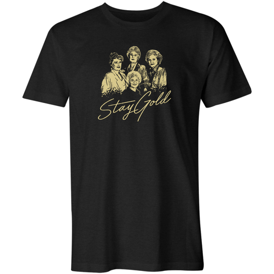 Stay Gold - Golden Girls