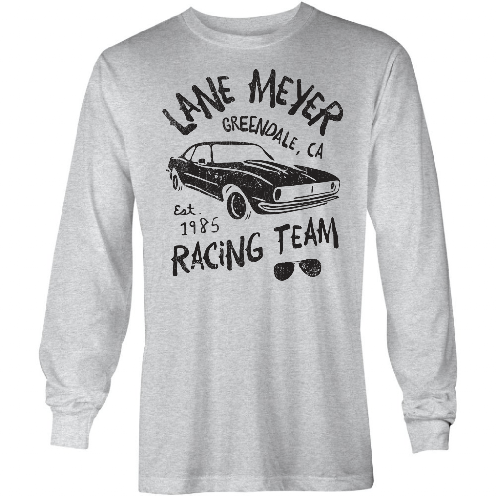 Lane Meyer Racing Team - Long Sleeve T-Shirt