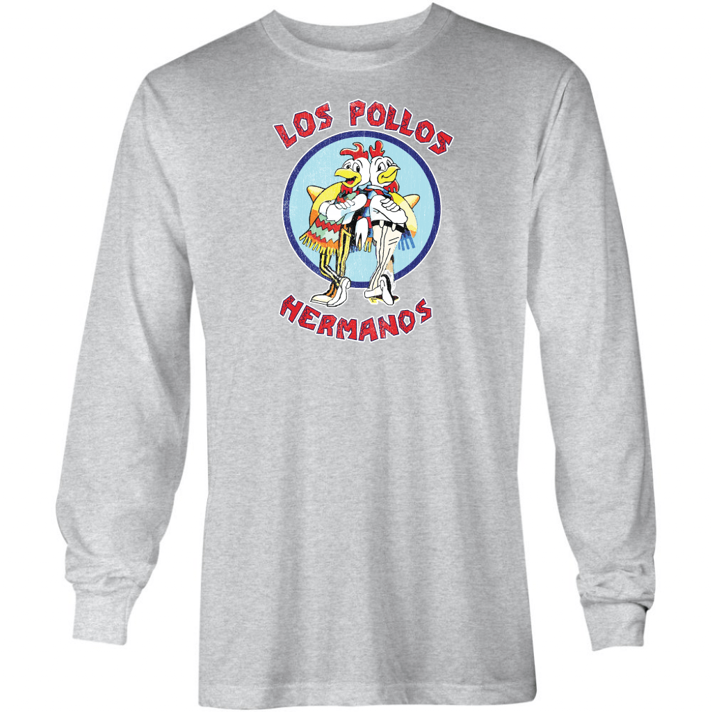 Los Pollos Hermanos - Long Sleeve T-Shirt