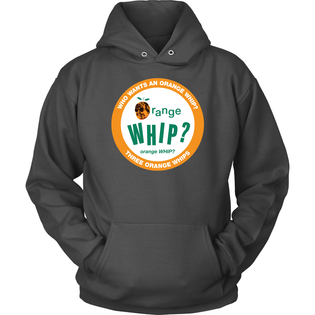 Blues Brothers - Orange Whip - Hoodie