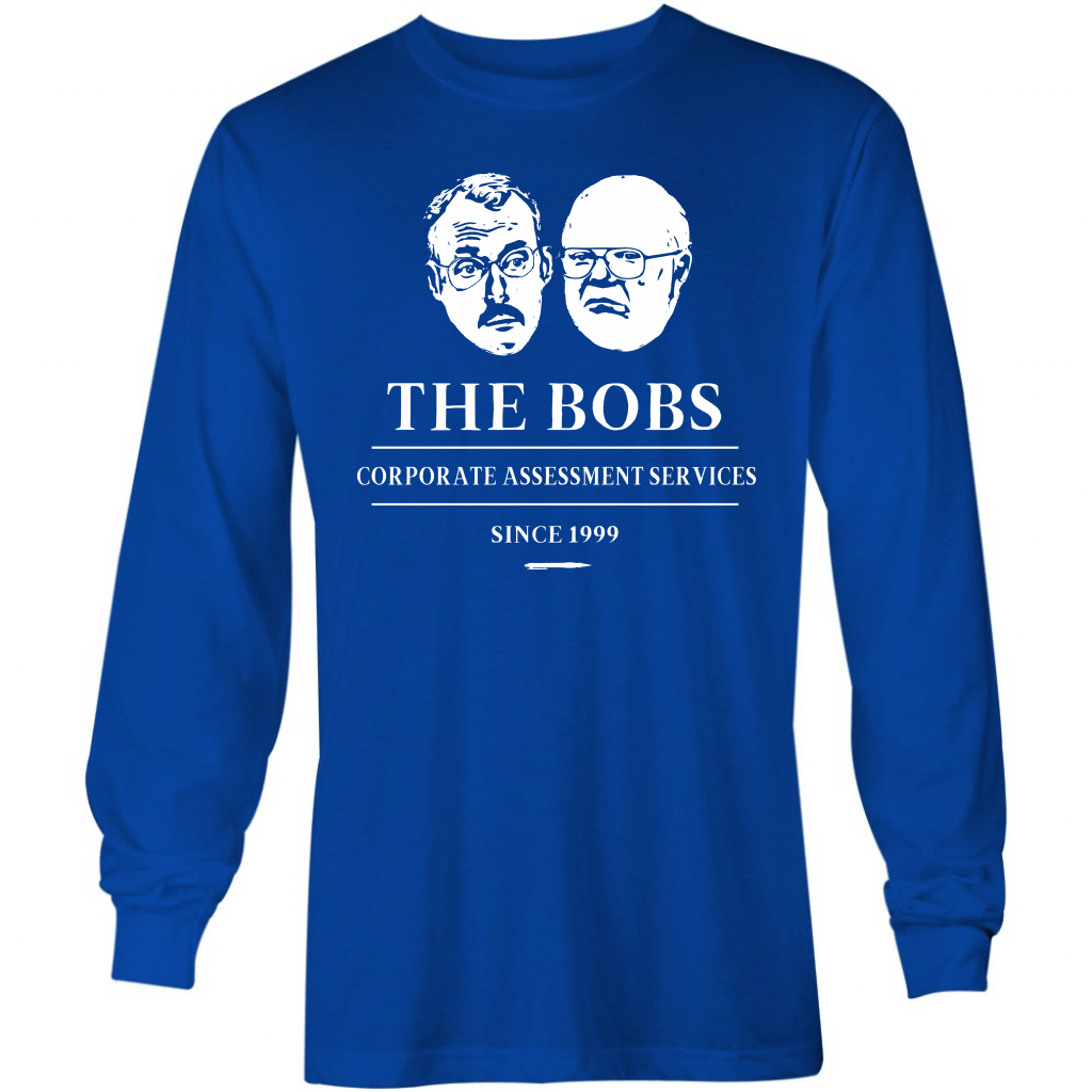 The Bobs - Office Space - Long Sleeve T-Shirt